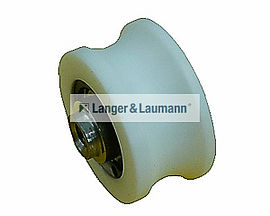 counter roller for Sematic, round groove